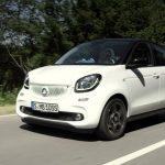 Smart Forfour – o masina perfecta atat pentru oras cat si pentru drumuri lungi